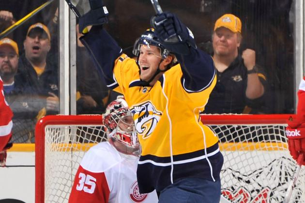 Detroit Red Wings: 7 Reasons It All Fell Apart Against Nashville Predators