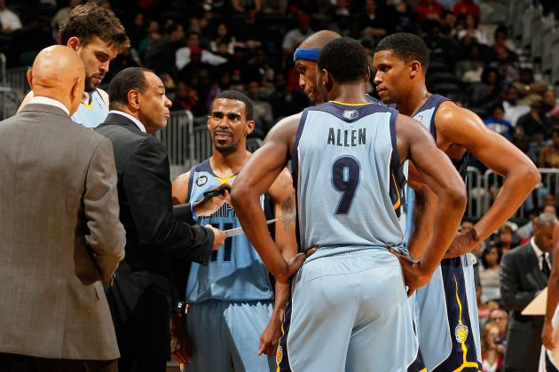 NBA Playoffs 2012: Complete Guide to Beating the Memphis Grizzlies