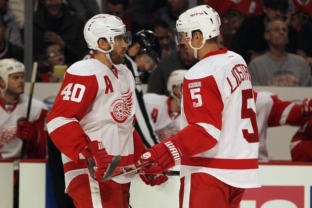 Detroit Red Wings: 6 Questions Heading into the Offseason