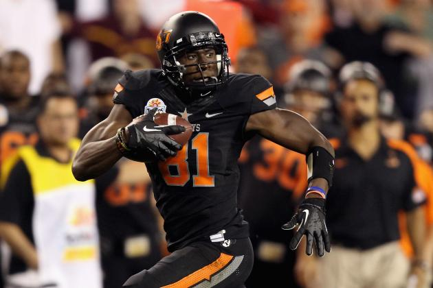 Oklahoma State and 5 College Football Programs That Will Slip in 2012
