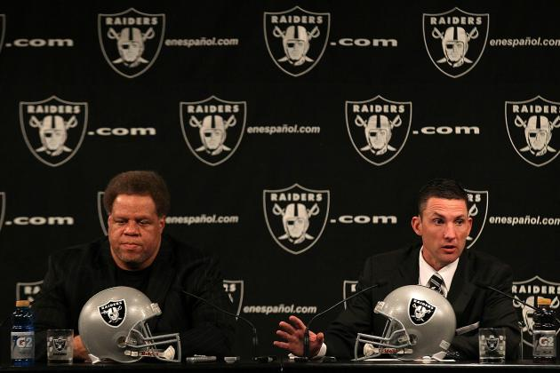 2012 NFL Draft: Oakland Raiders and Teams That Will Fail
