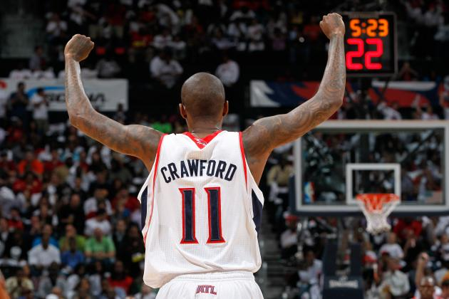 NBA Rumors: 3 Better Fits for Jamal Crawford to Win a Ring Than Phoenix Suns