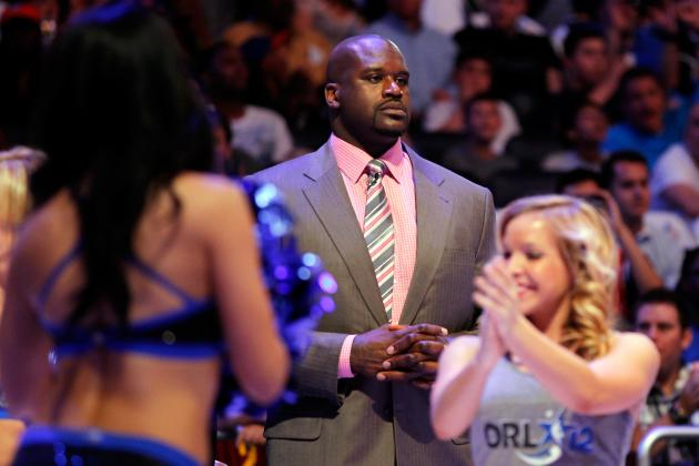 7 Most Ridiculous Things Shaquille O'Neal Has Said on TNT