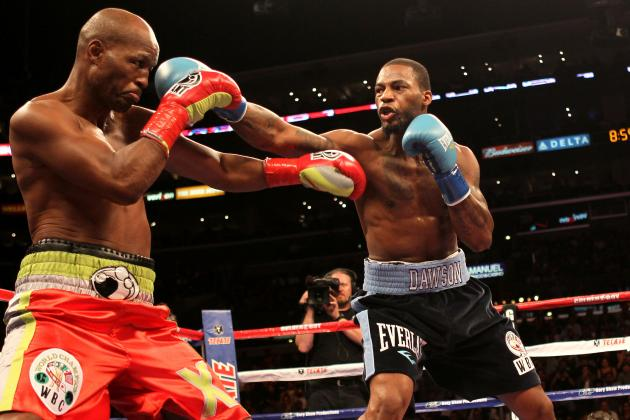Bernard Hopkins and Boxing's All-Time 10 Best Fighters over 40