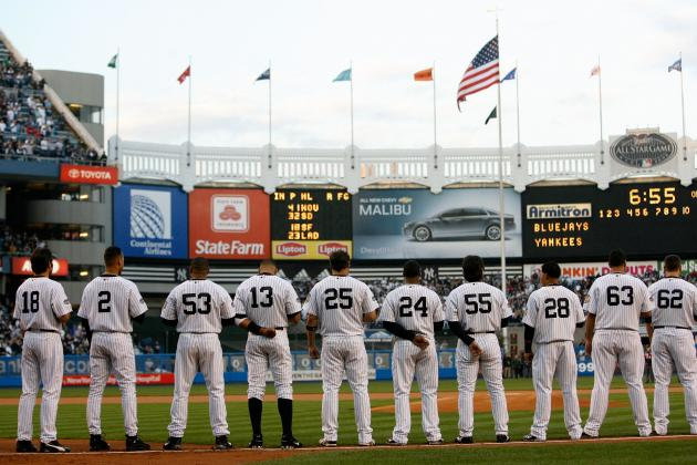 5 Things New York Yankees Must Do to Win AL East in 2012