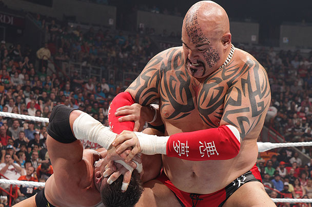 WWE: Ryback, Tensai and How Squash Matches Can Be Made Interesting