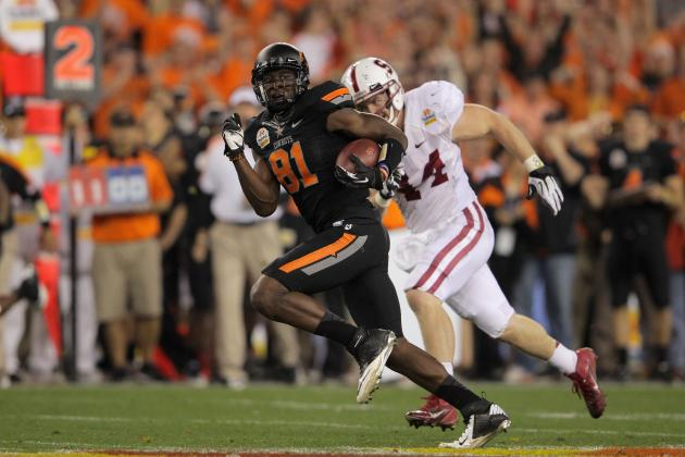 Fantasy Football 2012: 7 NFL Draft Prospects Who Will Make an Immediate Impact