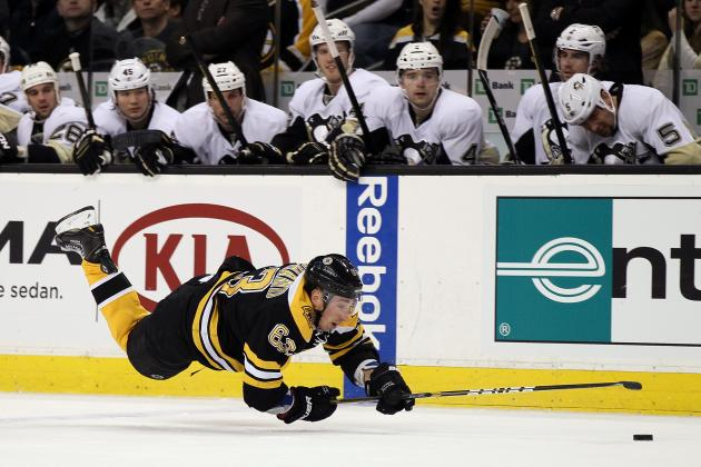 NHL Stanley Cup Playoffs 2012: The Top Ten Players We Lost Respect For