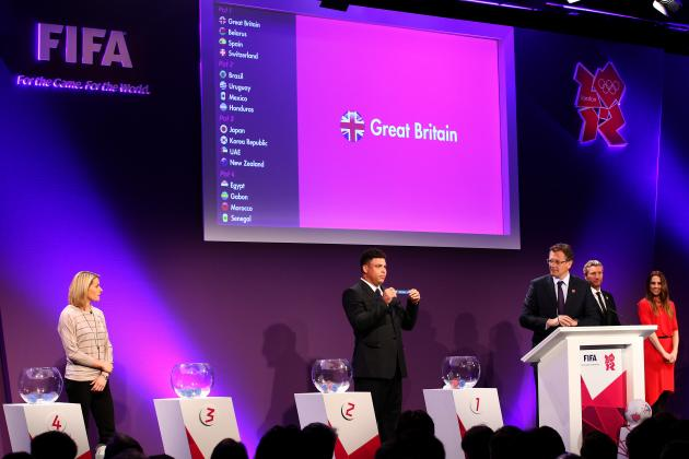Olympics Soccer Draw 2012: Breaking Down Group A