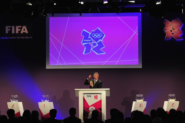 2012 Olympics Soccer Draw: Analyzing All 4 Groups