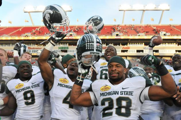 MSU Football: Basic Goals Michigan State Must Focus on for 2012 Season