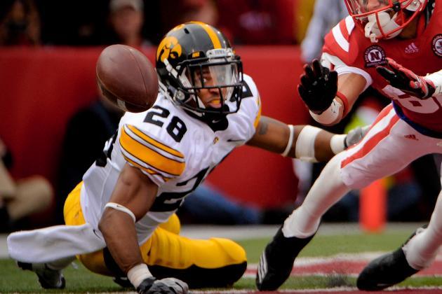 Shaun Prater: 5 Traits That Make NFL Draft Prospect an Ideal Pro