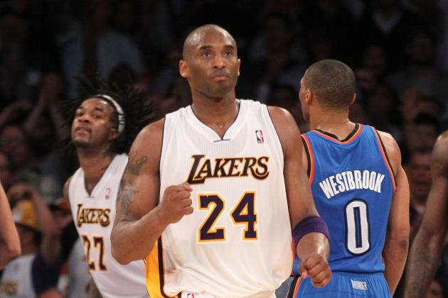 LeBron James, Kobe Bryant and the 25 Richest Players Still Balling in the NBA