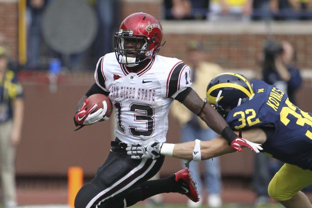 Ronnie Hillman: 5 Biggest Strengths and Weaknesses of 2012 NFL Draft Prospect