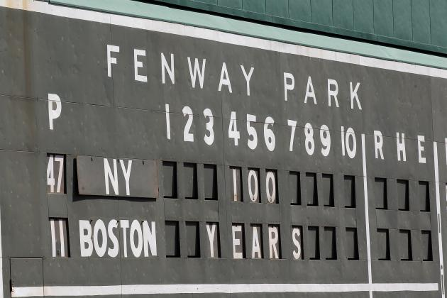 12 Things We Learned from 2012's First Yankees-Red Sox Rivalry Clash
