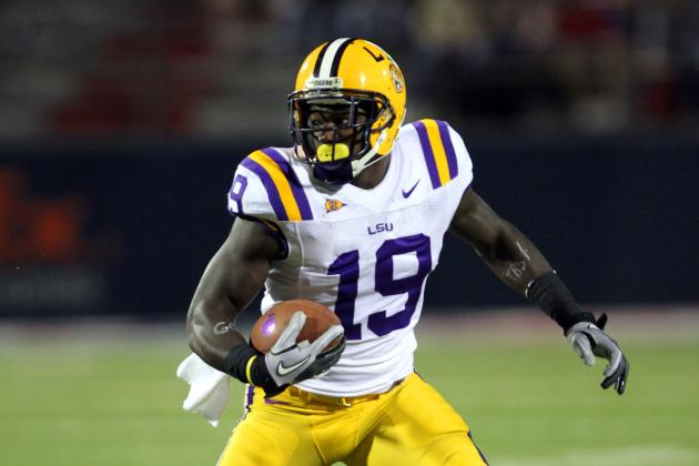 Deangelo Peterson: 5 Biggest Pros and Cons of 2012 NFL Draft Prospect