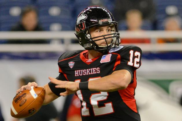 2012 NFL Draft Prospect Chandler Harnish's 5 Biggest Strengths and Weaknesses