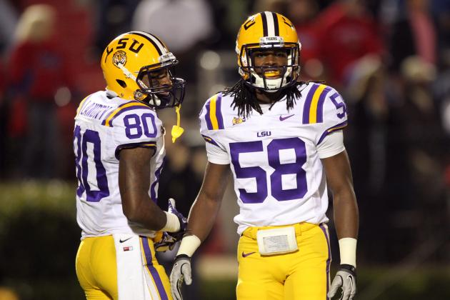 LSU Football: 5 Weakest Positions to Worry About