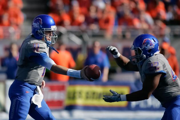 Boise State Football: Where Will the Top Broncos End Up in the NFL Draft 2012?