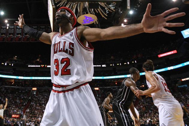 5 Ways Richard Hamilton Will Help the Bulls This Postseason