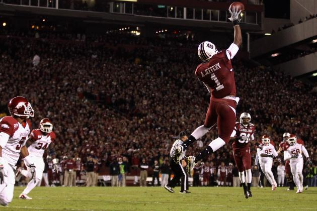2012 NFL Draft: Tracking Landing Spots for Top 25 WR