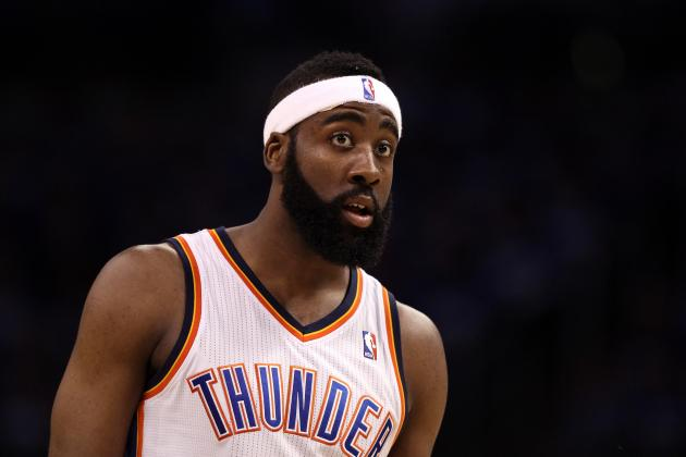 Fear the Beard: The Best and Worst Beards in the NBA