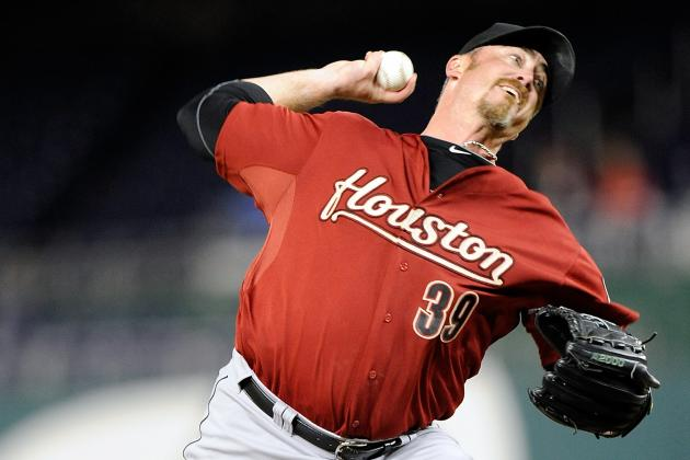 Houston Astros: 7 Reasons Astros Would Be Crazy to Not Trade Brett Myers