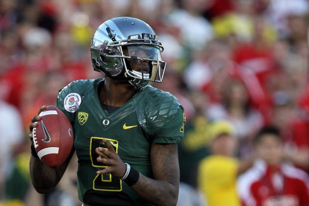 Darron Thomas: 5 Biggest Strengths and Weaknesses of 2012 NFL Draft Prospect