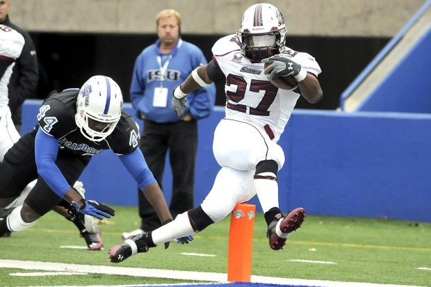 Jewel Hampton: 5 Biggest Strengths and Weaknesses of 2012 NFL Draft Prospect
