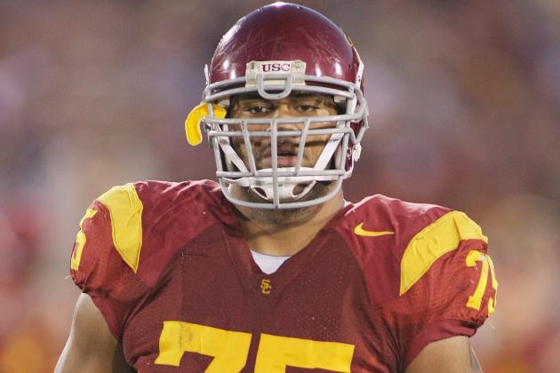 2012 NFL Draft: Ranking the 10 Best Offensive Linemen