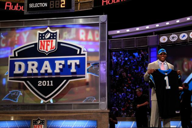 NFL Draft: 5 Things We Learned from Last Year's Event