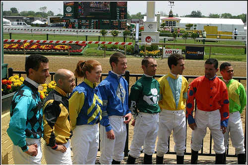 Kentucky Derby 2012: Top 10 Jockeys in Racing