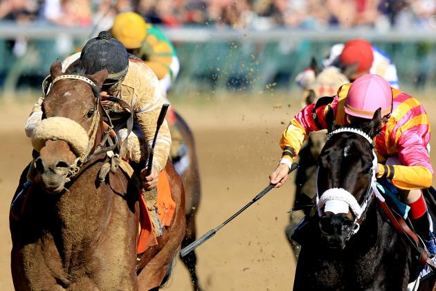 Kentucky Derby 2012: Closest Finishes in Kentucky Derby History