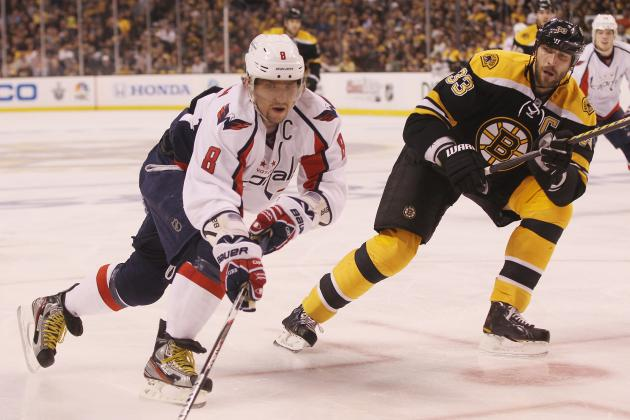 NHL Playoffs 2012: Power Ranking the Performances of the Team Captains