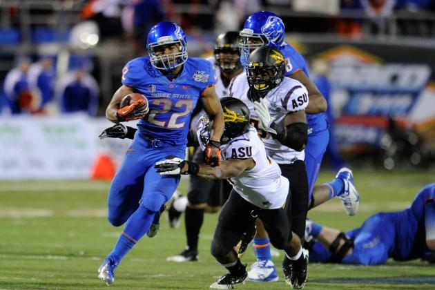 Doug Martin: 5 Biggest Pros and Cons of 2012 NFL Draft Prospect