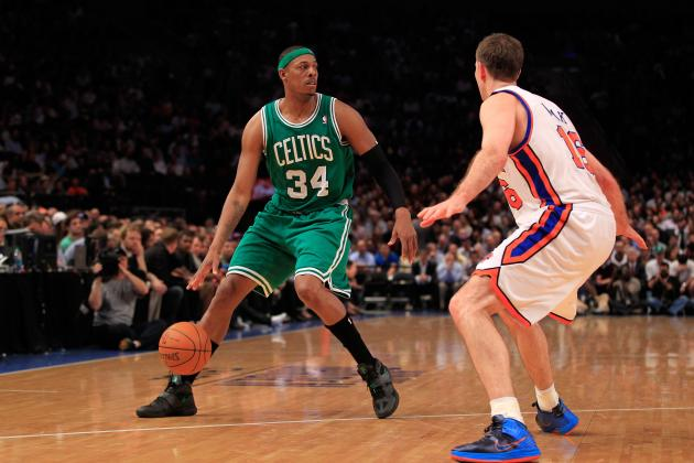 NBA Playoffs 2012: 4 Burning Questions for the Boston Celtics
