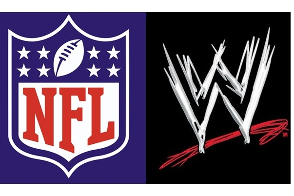 NFL Draft 2012: Drafting WWE Superstars to Form a Fantasy Football Offense