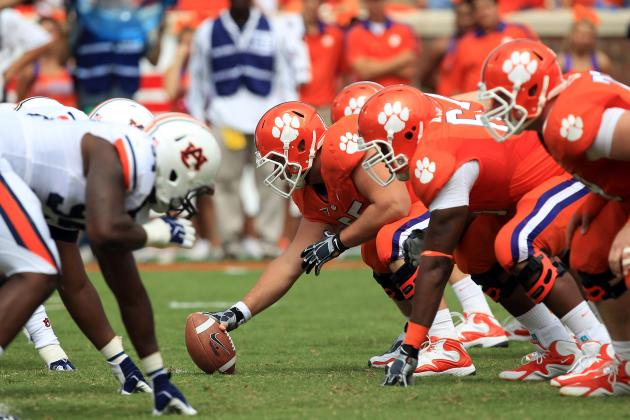 Predicting the Score of Every Week 1 College Football Game