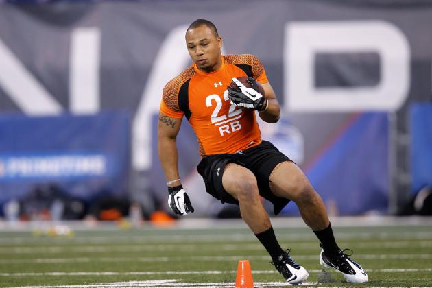 2012 NFL Mock Draft Round 2: Chris Polk and More 2nd Round Steals