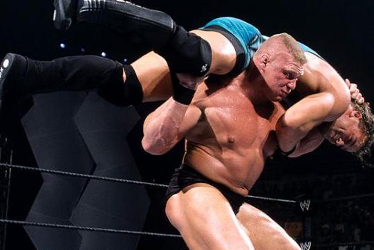Brock Lesnar, and 5 More Current TNA Employees He Ran Through Back in His Prime
