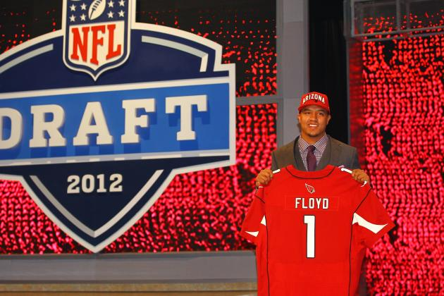 Arizona Cardinals 2012 NFL Draft Picks: Grades, Results and Analysis