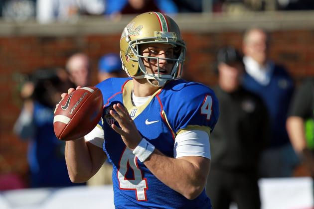 G.J. Kinne: 6 Biggest Strengths and Weaknesses of 2012 NFL Draft Prospect