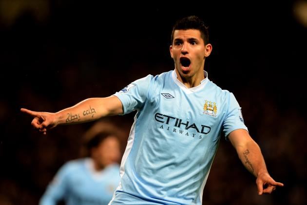 Manchester City: 5 Best Players for City This Season