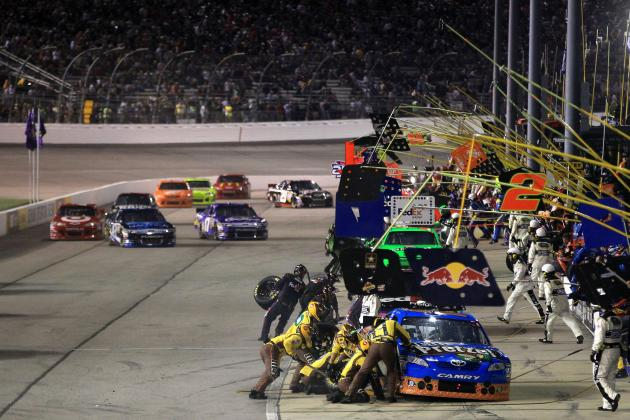 Fantasy NASCAR Picks for the Capital City 400 at Richmond