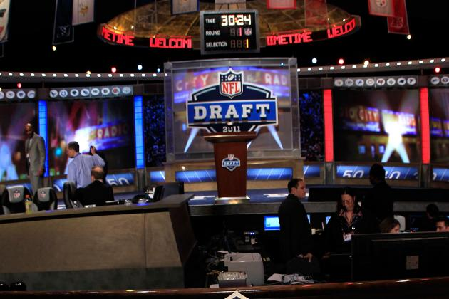 2012 NFL Mock Draft: There Will Be...Trades