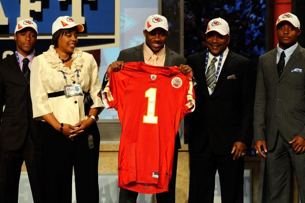 Kansas City Chiefs 2012 NFL Draft: 5 Players to Avoid in the First Round