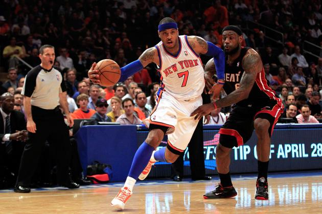 Carmelo Anthony and the 50 Most Overrated Stars in NBA History