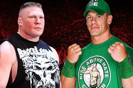 WWE Extreme Rules 2012: 10 Things to Know About Brock Lesnar vs. John Cena Match