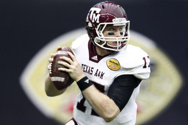 2012 NFL Draft: Ryan Tannehill to Be Miami Dolphins' No. 8 Pick?