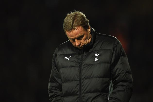 7 Reasons for Tottenham Hotspur's Recent Poor Form